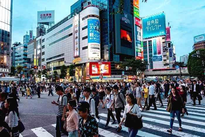 日本国内の給料水準