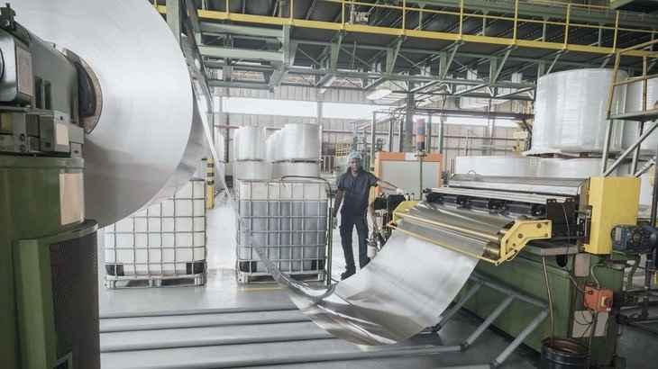 アルミダイカスト製品を生産するリョービ