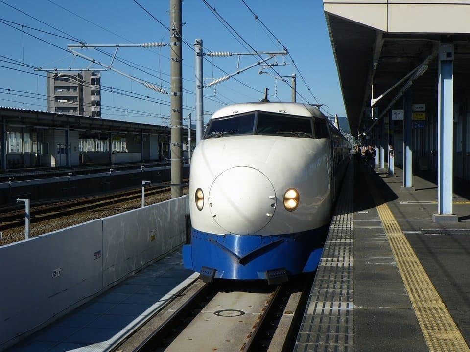 0系(東海道新幹線の初代車両)