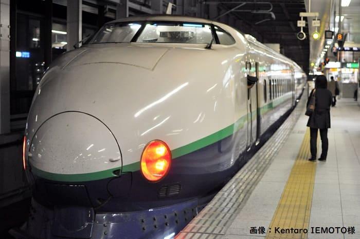 東北新幹線(200系)